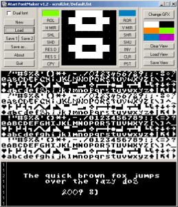 FontMaker v1.2
