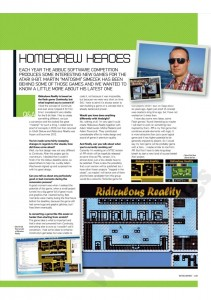 Retrogamer Homebrew Heroes