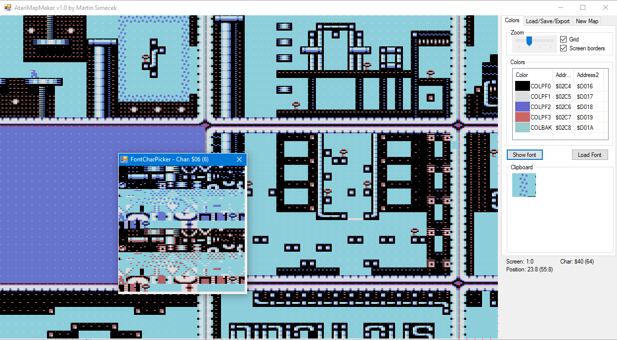 Atari MapMaker v1.0