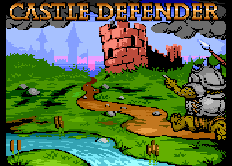 The Story of Castle Defender