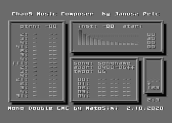 MDCMC – Mono Double Chaos Music Composer